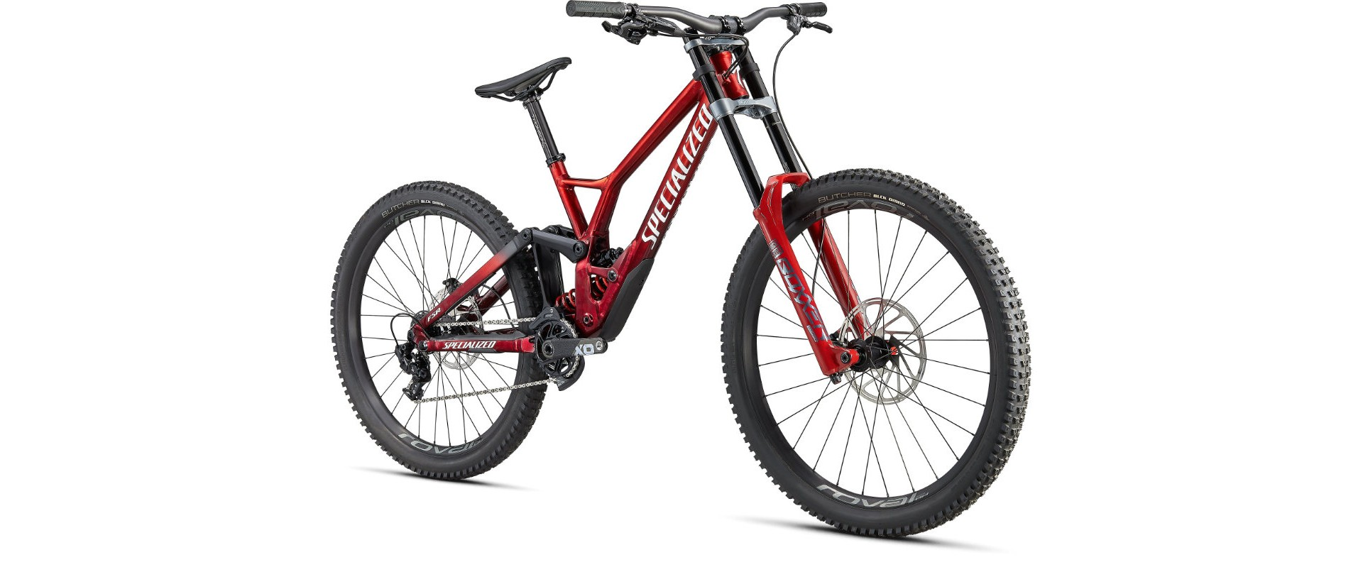 Specialized Demo